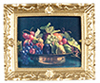Dollhouse Miniature Fruits In Frame