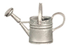 Dollhouse Miniature Tin Watering Can