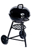 Dollhouse Miniature Round Charcoal Grill, Small