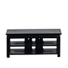 Dollhouse  Stand, Black