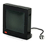 Dollhouse Miniature Large Screen T.V.