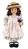 Dollhouse Miniature Dottie