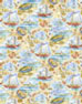 Dollhouse Miniature Wallpaper: At The Seaside