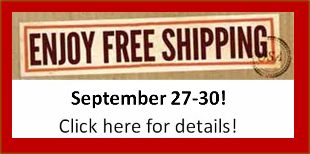 Free Shipping on Your Dollhouse Miniature Order!