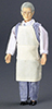 Dollhouse Miniature Shopkeeper
