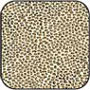 Dollhouse Miniature Cotton Fabric: Leopard