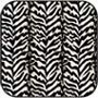 Dollhouse Miniature Cotton Fabric: Zebra