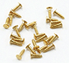 Dollhouse Miniature Mini Nails, 1/8 Inch, 100 Pk