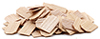 Dollhouse Miniature Shingles: Cedar Hex 300/Pk