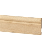Baseboard Moulding, 24 Inches Long