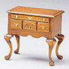 Dollhouse Miniature Lowboy Kit