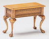 Dollhouse Miniature Side Table Kit