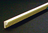 Dollhouse Miniature Dentil Crown Molding