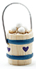 IM65029 - WOODEN BUCKET OF EGGS
