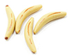 Dollhouse Miniature Bananas, 4Pk