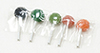 Dollhouse Miniature Lollipops, 5Pk