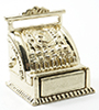 Dollhouse Miniature Cash Register