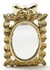 Dollhouse Miniature Mirror