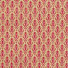 Dollhouse Miniature Wallpaper: Victorian, Red On Gold