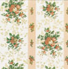 Dollhouse Miniature Wallpaper The Hadfield, Pink