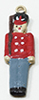 Dollhouse Miniature Toy Soldier Ornament