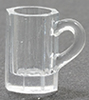Dollhouse Miniature Beer Mug-Empty