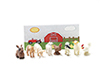 Farm Animal Assortment, 8 pieces