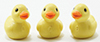 Plastic Duck Set, 3 pieces