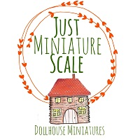 Just Miniature Scale Logo