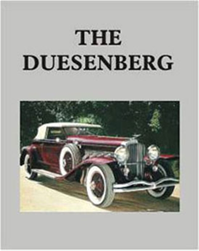 Dollhouse Miniature THE DUESENBERG/LG/COLOR