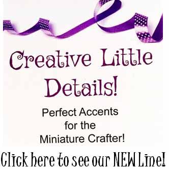 Dollhouse Miniatures-Kits, Furniture, Accessories   Just Miniature Scale