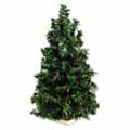 Dollhouse Miniature The Ultimate Christmas Tree Kit (Plain)