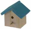 Dollhouse Miniature Birdhouse