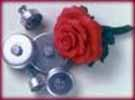 Dollhouse Miniature Rose Cutter Set