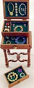 Dollhouse Miniature Jewelry Chest