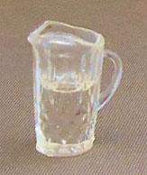 Dollhouse Miniature Water Pitcher