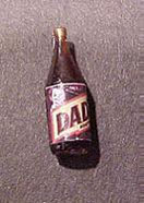 Dollhouse Miniature Dads Root Beer