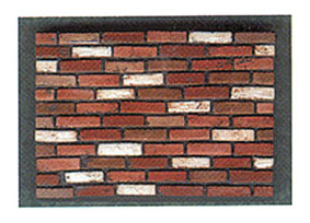 Dollhouse Miniature Used Brick, 325Pcs