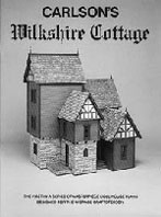 Dollhouse Miniature Wilkshire Cottage D.H. Plan Book