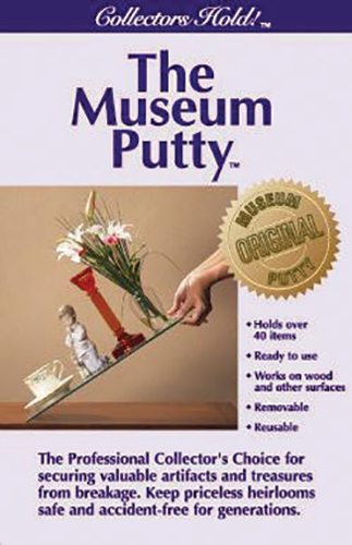 Dollhouse Miniature Museum Putty, 2.64 Oz