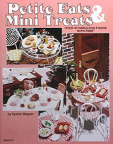 Dollhouse Miniature Petite Eats & Mini Treats