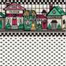 Dollhouse Miniature Wallpaper: Cookie Jar