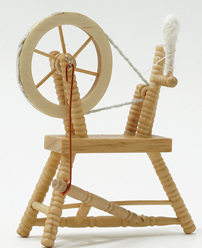 Spinning Wheel, Unfinished