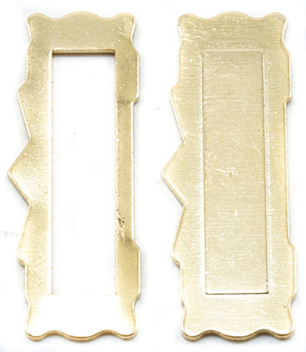 Dollhouse Miniature Mail Slot, 1/Pk