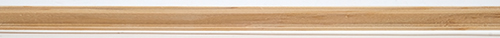 Dollhouse Miniature Door & Window Trim, 3/8 W X 24 L