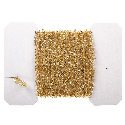 Tinsel Garland, Gold