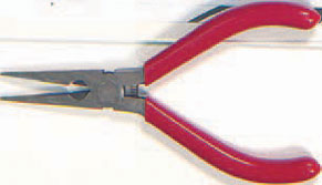 Dollhouse Miniature 5In Side Cutter Pliers