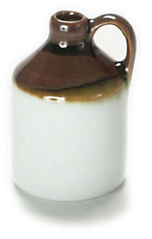 Dollhouse Miniature Wine Jug