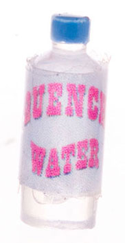 Dollhouse Miniature Quench Bottled Water