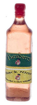 Dollhouse Miniature Turnberry Whiskey